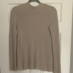 Helmut Lang Sweater w/ Side Slits