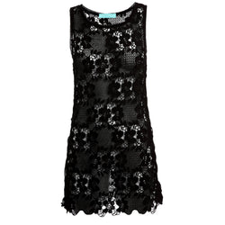 Melissa Odabash Barrie Lace Cover-Up