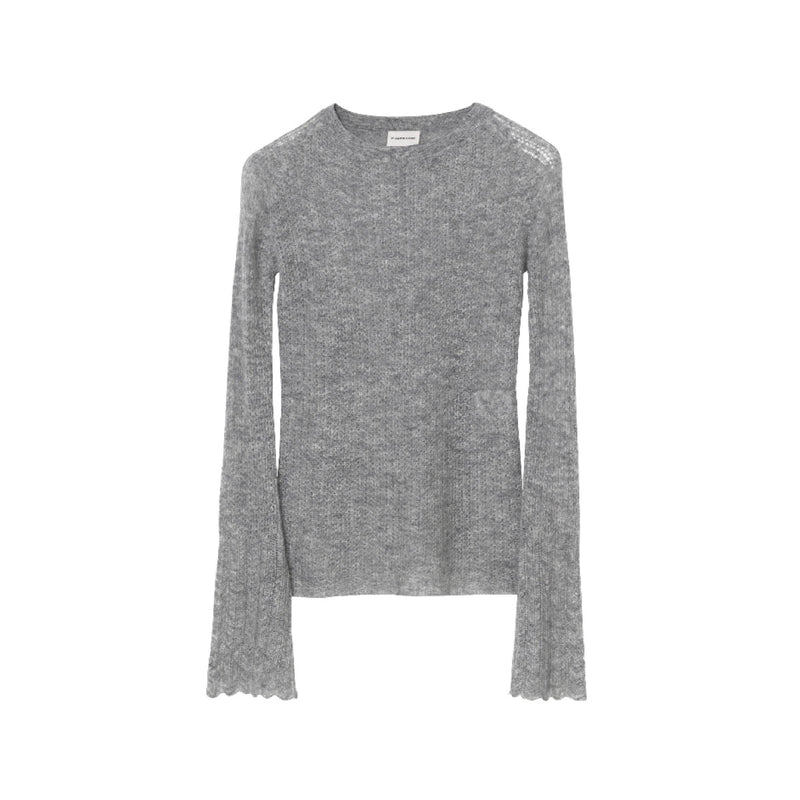 By Malene Birger Nasa Superfine Alpaca Top