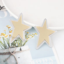 Load image into Gallery viewer, Big Star Earrings