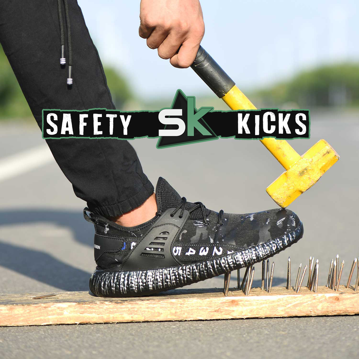 Safety Kicks USA - The sleekest and most durable steel-toe safety shoes