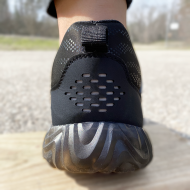 Reflective Heel Safety Shoes