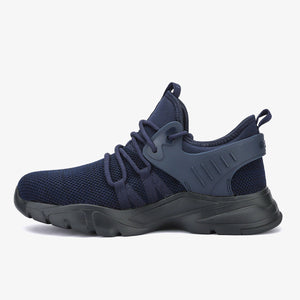 TaskForce - Navy Blue | Steel Toe Work Shoes