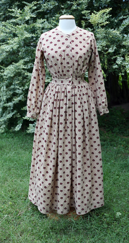 Custom Made- – Maggie May Clothing- Fine Historical Fashion