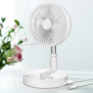 Folding humidifying spray fan 【free delivery】