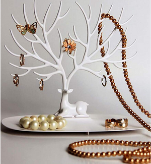 Antler jewelry stand+50 %OFF ONLY TODAY