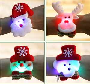Christmas glow bracelet decorations【50 %OFF ONLY TODAY】