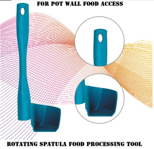 Rotating Spatula Scraper【50 %OFF ONLY TODAY】