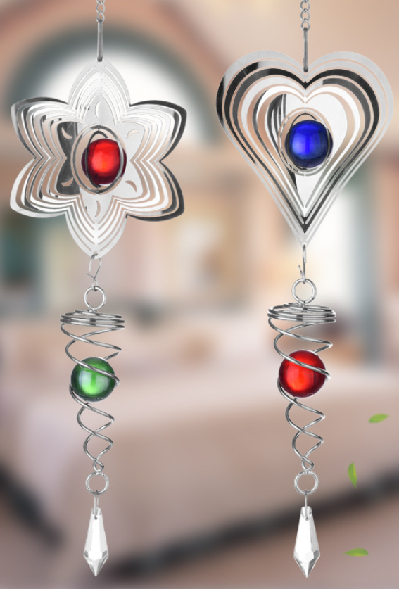 Rotating wind chimes【50 %OFF ONLY TODAY】