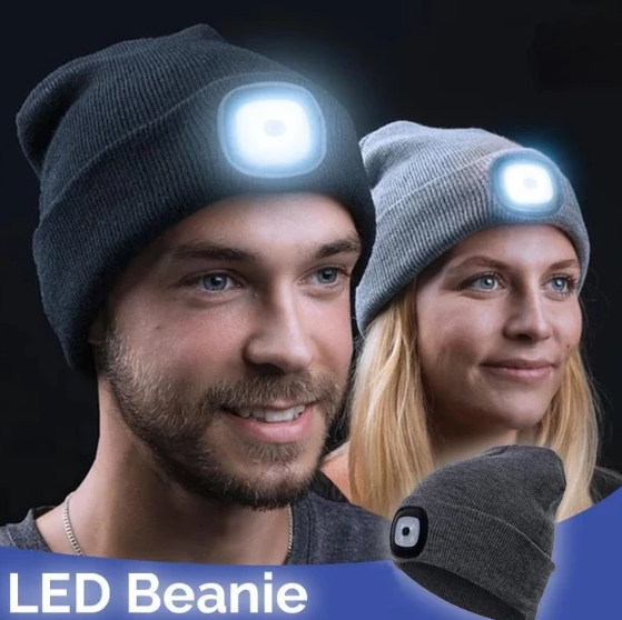 New winter LED cap(50% Off Today!!!)