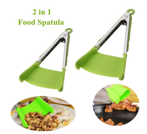 Clever Tongs 2-in-1 Kitchen Tool【50 %OFF ONLY TODAY】