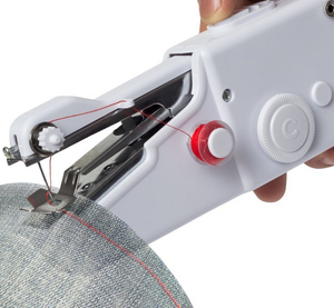 Carry a portable sewing machine with you【50 %OFF】