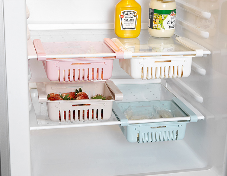 Refrigerator storage box rack(Buy four free shipping)