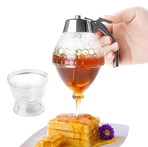 Sealed glass honey squeezer【50%OFF】