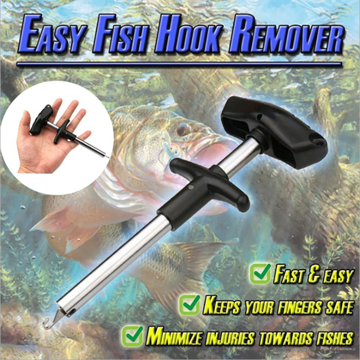 Portable T-shaped sea fishing equipment decoupling device【50%OFF】
