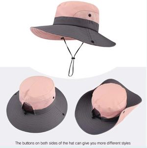 UV Protection Foldable Sun Hat【50%OFF】Buy two free shipping