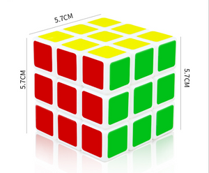 Intelligence third-order cube