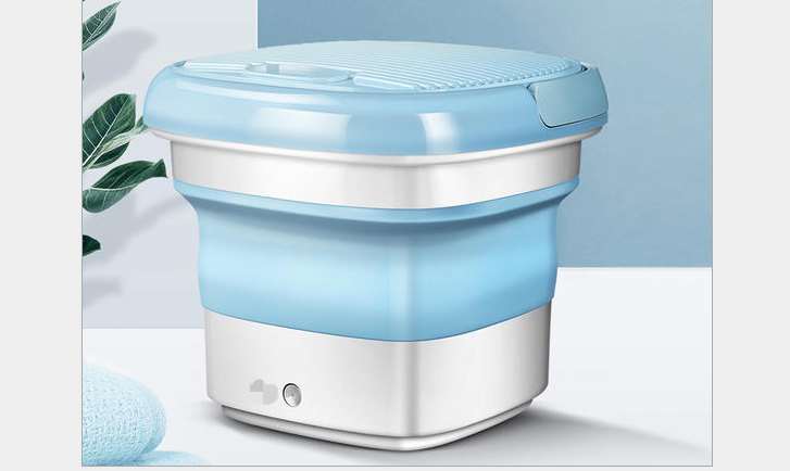 Portable folding automatic mini washing machine【Free Delivery】