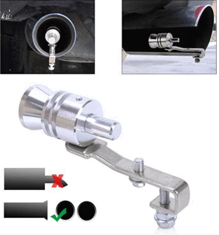 New Multi-Purpose Car Turbo Whistle - BUY 2 FREE SHIPING