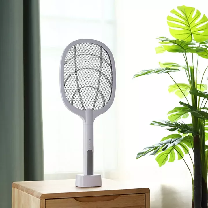 2-In-1 Electric Mosquito Swatter