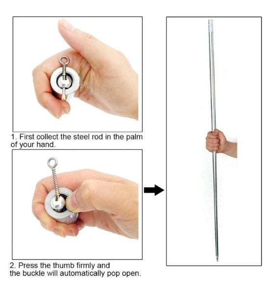 Creative retractable magic wand(Buy two free shipping)