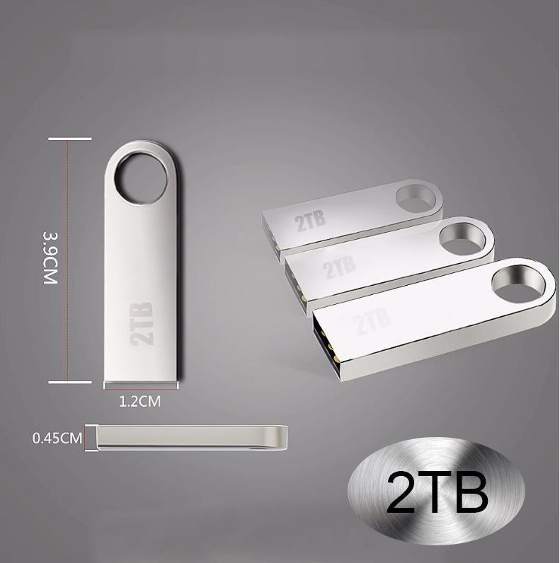 🔥BUY 1 FREE 1🔥<br/>2TB USB 3.0 Flash Drive Memory Stick