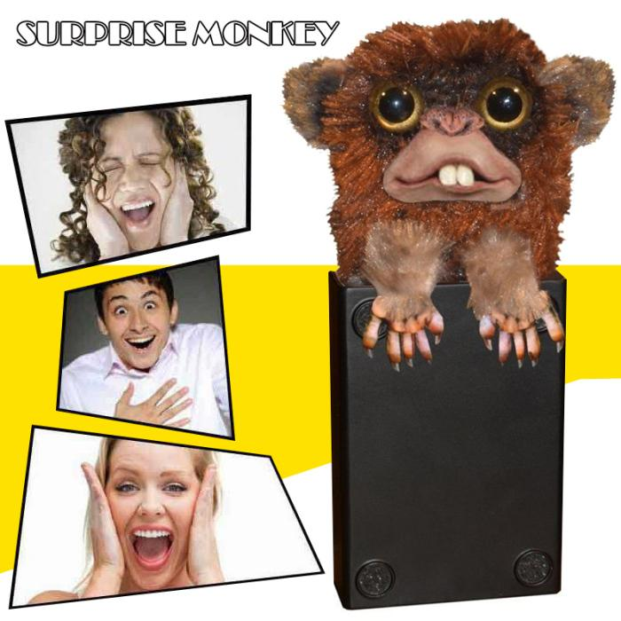 2019 NEW Surprise Spoof Monkey(50% )
