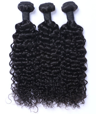 Brazilian Jerry Curly Bundle Deal