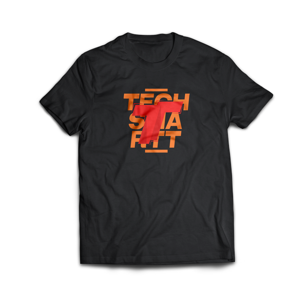 TechSmartt Stacked Logo T-shirt