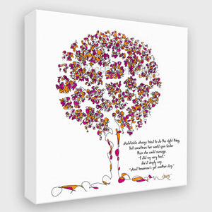 ADELAIDE | Canvas Canvas TREES HAVE FEELINGS