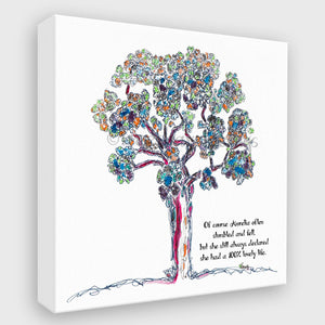 AURELIA | Canvas Canvas TREES HAVE FEELINGS