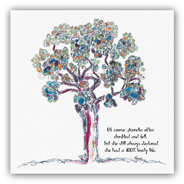 AURELIA | Giclée Print Print TREES HAVE FEELINGS