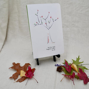"BOX OF 4 JOURNALS | 5.25""x8.25"" Softcover 