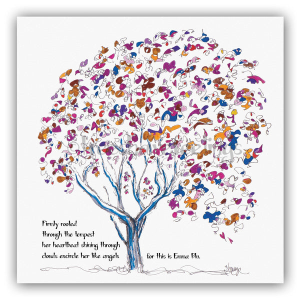 EMMA BLU | Giclée Print Print TREES HAVE FEELINGS