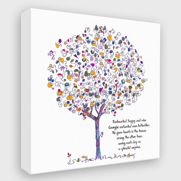 GEORGIE | Canvas Canvas TREES HAVE FEELINGS