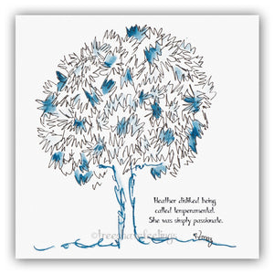 HEATHER | Giclée Print Print TREES HAVE FEELINGS
