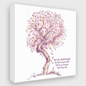 JEZEBEL | Canvas Canvas TREES HAVE FEELINGS
