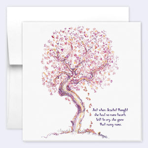 JEZEBEL | Single Card card TREES HAVE FEELINGS