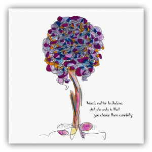 JODENE | Giclée Print Print TREES HAVE FEELINGS