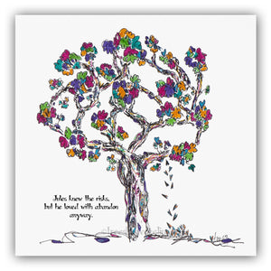 JULES | Giclée Print Print TREES HAVE FEELINGS