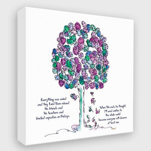 LORD LIAM | Canvas Canvas TREES HAVE FEELINGS