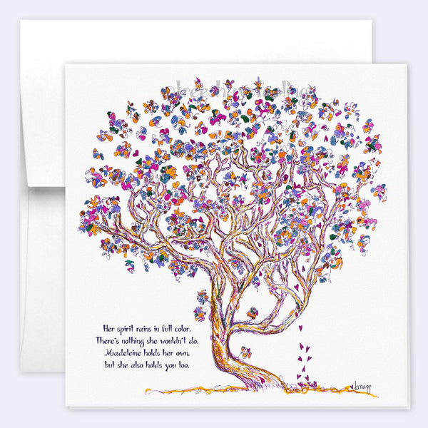 MADELEINE | Single Card card TREES HAVE FEELINGS