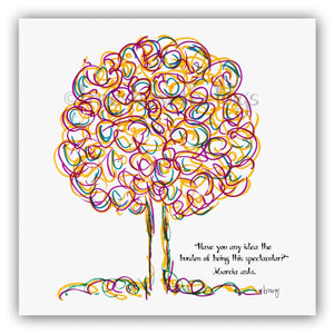 MARCIA | Giclée Print Print TREES HAVE FEELINGS