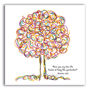 "BADASS GREETING CARDS | 5""x5"" folded 