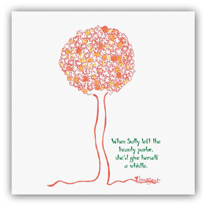 SALLY | Giclée Print Print TREES HAVE FEELINGS
