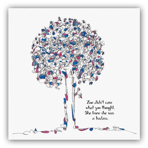 ZOE | Giclée Print Print TREES HAVE FEELINGS