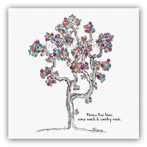 BIANCA LEE | Canvas Canvas TREES HAVE FEELINGS