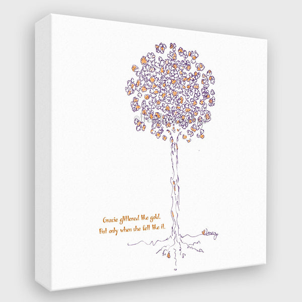 GRACIE | Canvas Canvas TREES HAVE FEELINGS