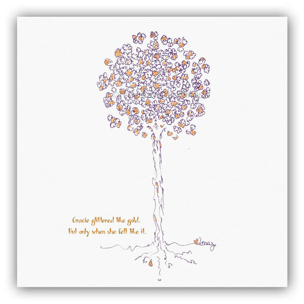 GRACIE | Giclée Print Print TREES HAVE FEELINGS