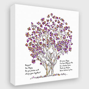HARPER & POPPY | Canvas Canvas TREES HAVE FEELINGS